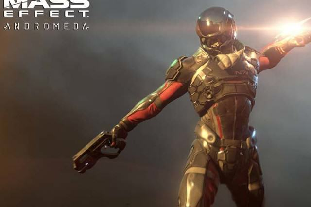 New Mass Effect Andromeda Trailer Says Goodbye To Commander Shepard