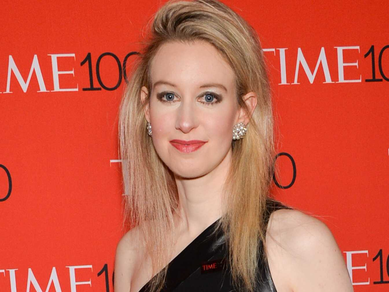 UNILAD elizabeth holmes 390919 This Woman Dropped Out Of University At 19, Is Now Worth £5.9 Billion