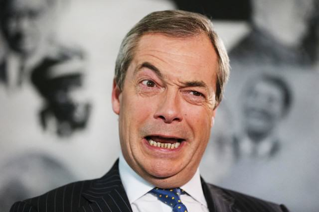 UNILAD farage a81796 640x426 Ukip On The Verge Of Financial Ruin As 12,500 Members Jump Ship