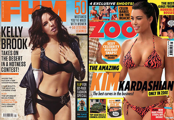 FHM And Zoo Magazine Get Shut Down UNILAD fhm zoo WEB22036