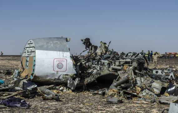 UNILAD getty64936 ISIS Shows Off 'Bomb' They Claim Brought Down Russian Plane Over Sinai
