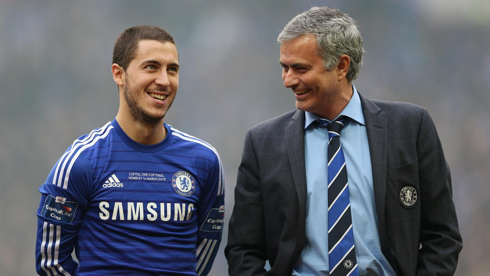 UNILAD hazard jose34196 Jose Mourinho Is Chelseas Special One, And The Fans Know It