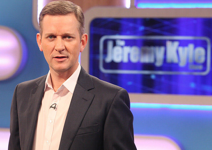 UNILAD jezza24611 Danny Dyer Is Seriously Kicking Off With Jeremy Kyle