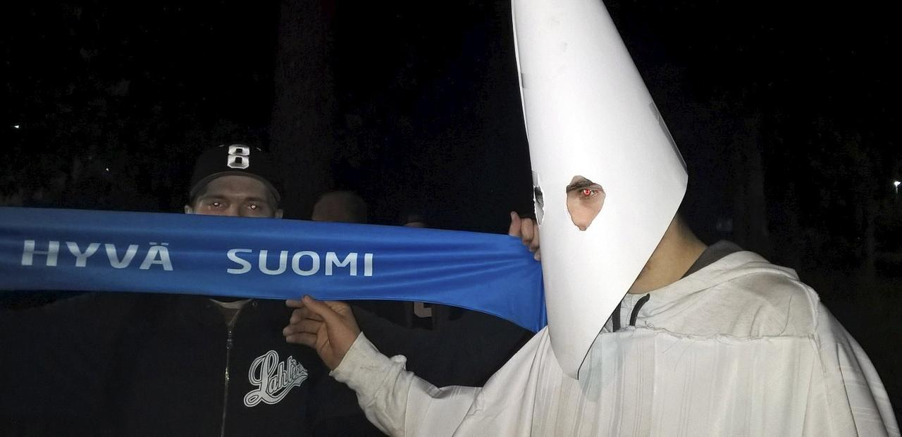 Anonymous Release Phone Numbers Of KKK Members, More To Come UNILAD kkk1292733