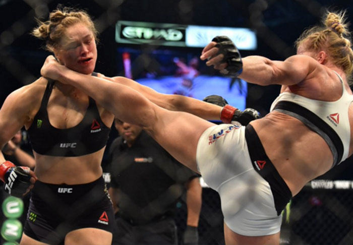 UNILAD ko399099 Brutal Knockout Sent Ronda Rousey To Hospital In Need Of Plastic Surgery