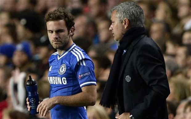 Jose Mourinho Is Chelseas Special One, And The Fans Know It UNILAD mata gone48413