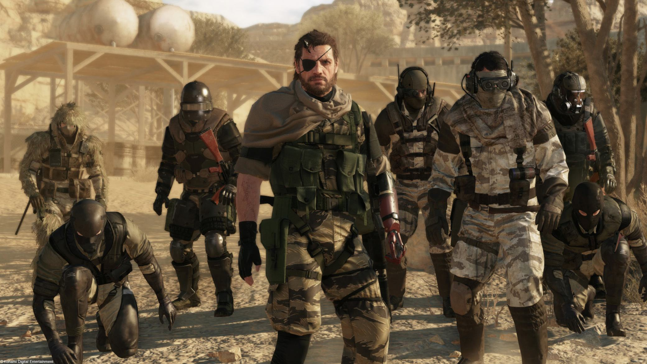 UNILAD metal gear online 194690 Studio Responsible For Metal Gear Online Has Been Closed By Konami