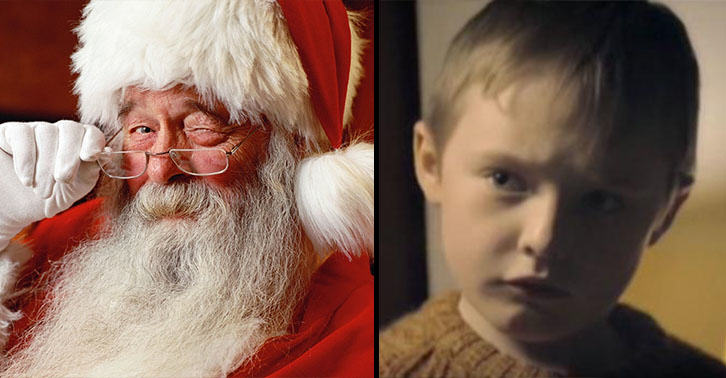 UNILAD paypal xmas 8111028158 PayPal Christmas Advert Causes Outrage After It Implies Santa Isnt Real