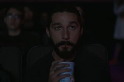 UNILAD shia drinking 500x33358550 Shia Labeouf Is Livestreaming Shia Labeouf Watching Shia Labeouf Films
