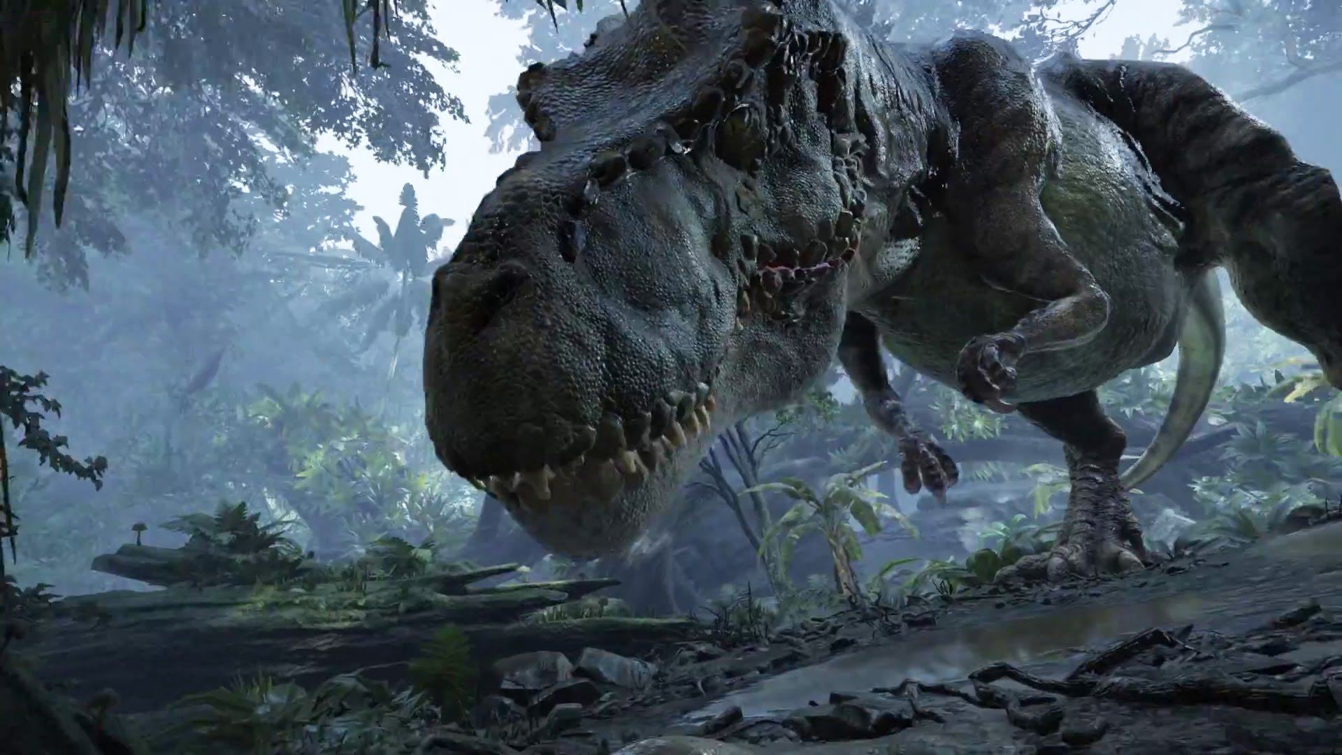 Crysis Devs VR Game Back To Dinosaur Island Now Free On Steam UNILAD vr crytek back to island 23576916