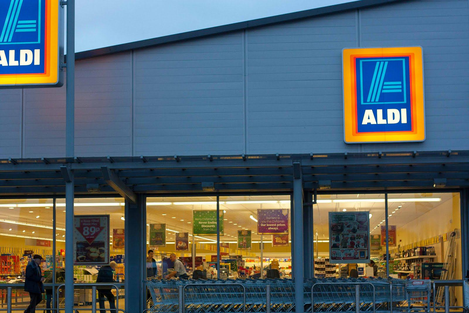 aldi Heres Why One German Supermarket Is The Best In The World
