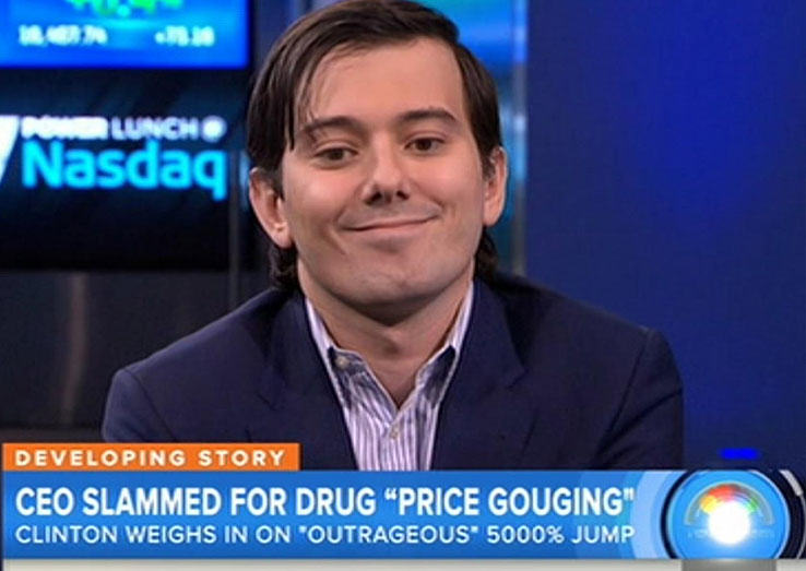 Bastard Who Raised Price Of AIDS Drug Breaks Promise To Reduce Price drug featured2