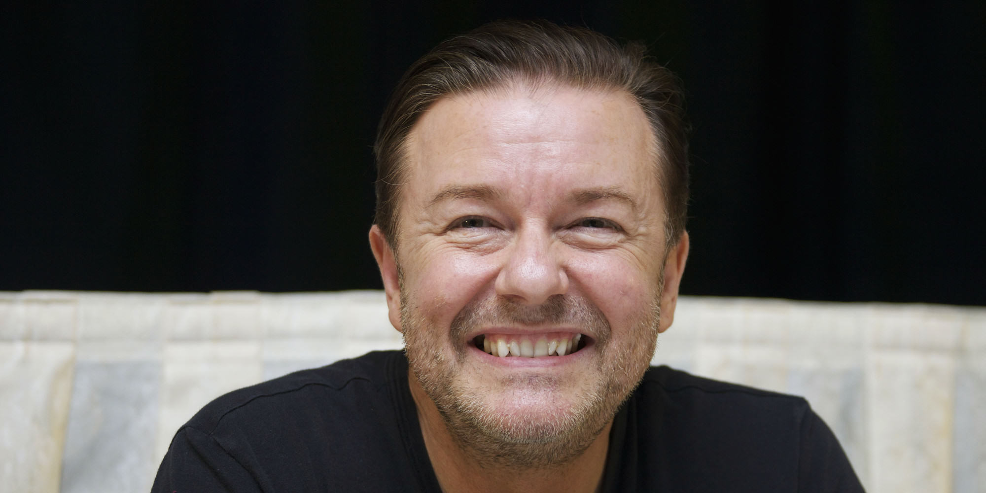 gervais 1 Did Ricky Gervais Go Too Far At The Golden Globes Or Are People Oversensitive?