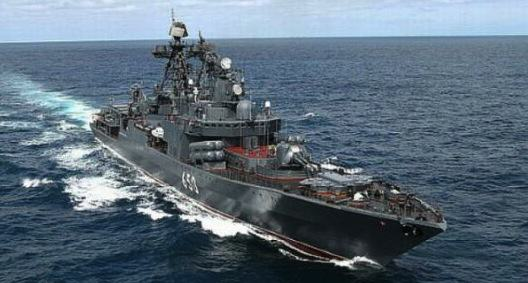 imagine simbol War Between Russia And Turkey Most Likely As Russians Send Warship To Mediterranean