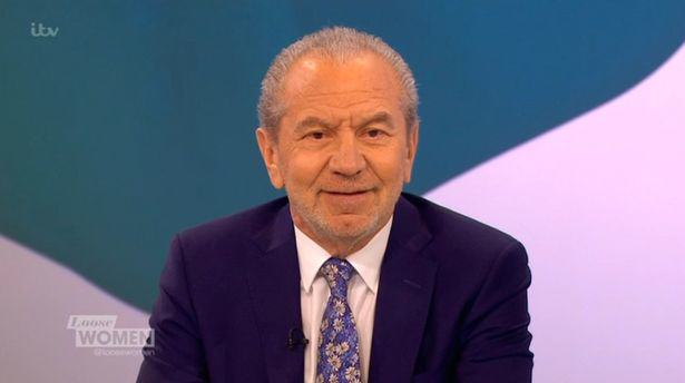 Lord Sugar Starts Feud With Selfie Sisters After Comparing Them To Prostitutes lord sugar sisters