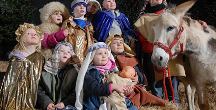 natvity Nine Things That Would Happen During The School Nativity