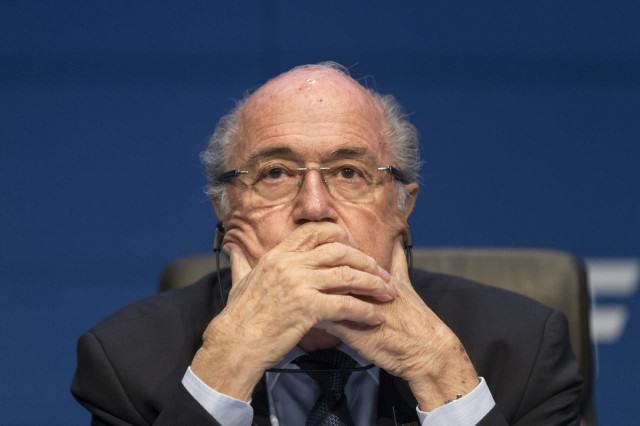 sepp blatter resigning 640x426 Moments That Shook The World In 2015