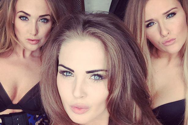 sisters selfie 1 These Sisters Used Their Selfies And Social Media To Rinse Men Of £75,000 Of Gifts
