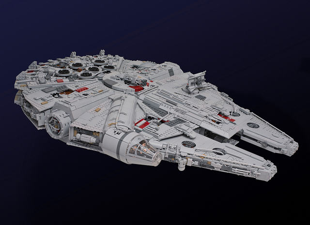 23958130026 11a57fd88c z Check Out This Amazingly Detailed Lego Millennium Falcon