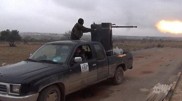 Texas Plumber Sues Car Dealer After Isis Seen Using His Old Truck 2F4E8C3E00000578 0 image a 37 1449931516595