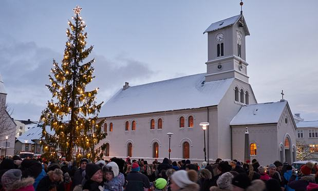 3870 Icelanders Are Converting To A Unique Religion, To Make Money