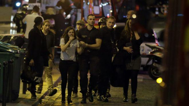 87049957 hi030108644 Paris Attacks: Plot Leader Travelled To UK To Meet With Terror Suspects