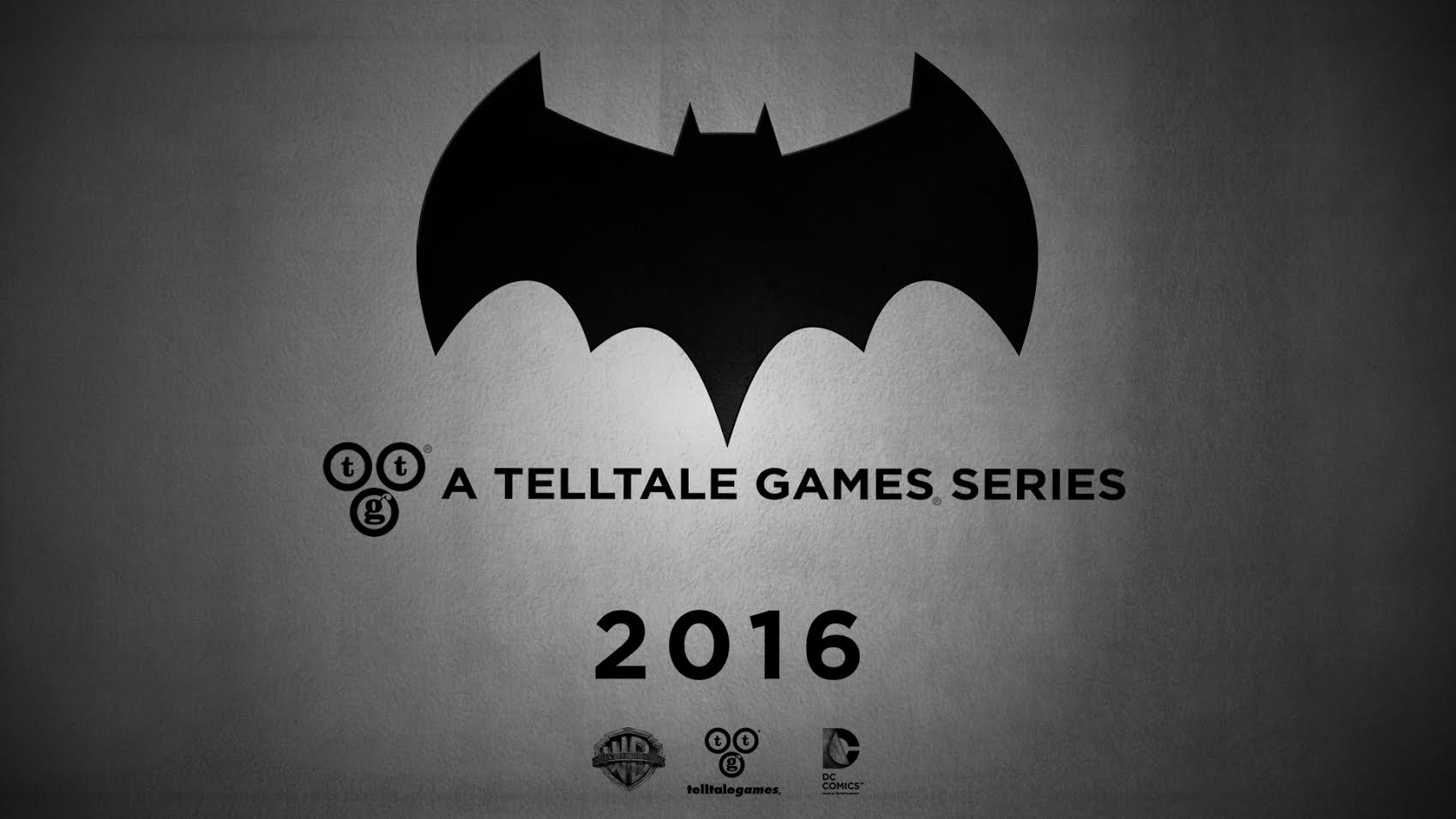 BATMAN LOGO Teaser Trailer Confirms Telltale Are Making A Batman Game For 2016