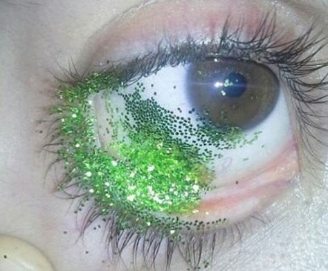 Eye 7 NOPE: Terrifying Instagram Account Dedicated To Putting Stuff In Your Eye
