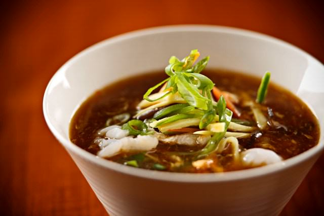 Hot and sour soup Five Awesome Meals Your Xmas Leftovers Can Be Made Into