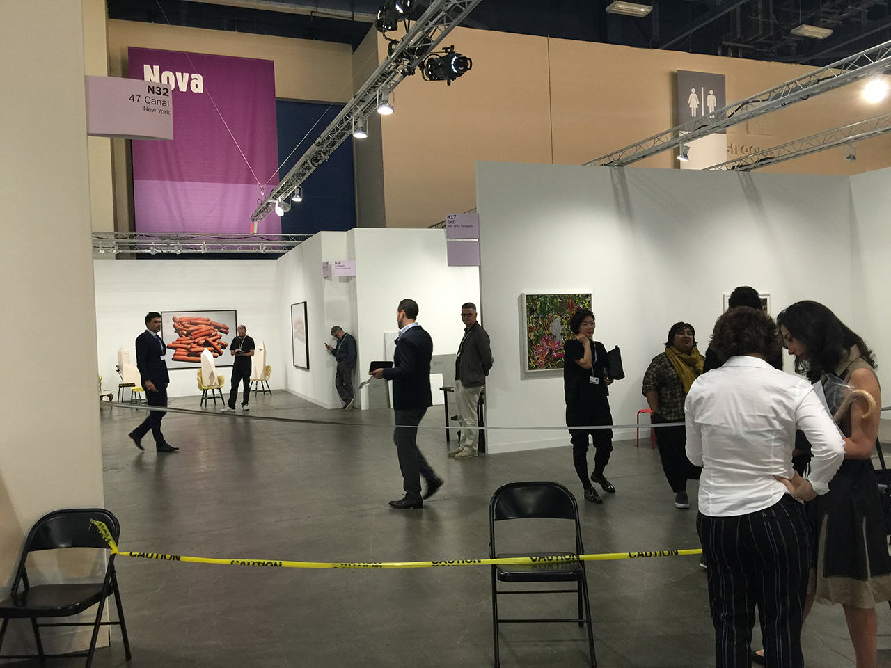 IMG 8791 1280 Woman Stabbed At Art Exhibit, Witnesses Think Its Performance Art