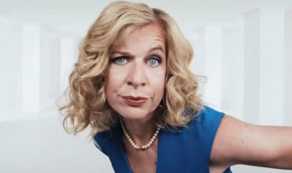 Kate Hopkins 594601 Prize Bellends Katie Hopkins and Donald Trump Are Best Buds, Obviously