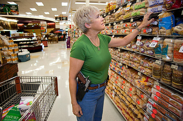 Opencarry Texas Introduce Shocking New Gun Law, Theyve Officially Lost The Plot