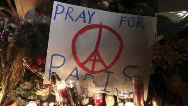 When Social Media Is A Force For Good PRAY FOR PARIS