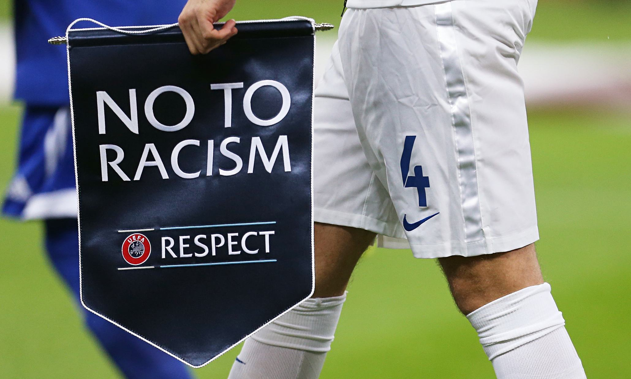 Racism 009 Five Times The Beautiful Game Turned Ugly In 2015