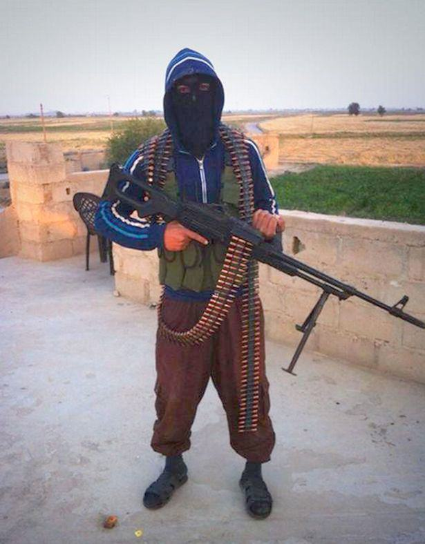 Reyaad Khan 1 British Isis Fighter Killed In Syria Was Planning Paris Style Attack In London