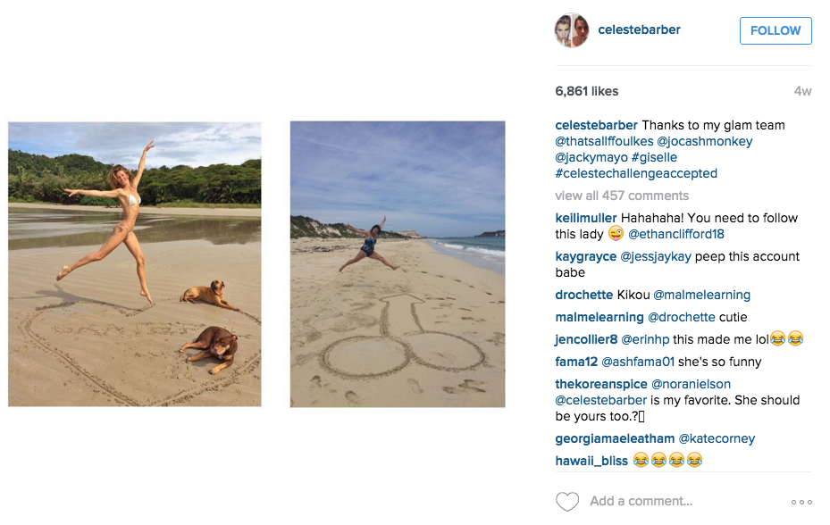 Screen Shot 2015 12 14 at 12.25.28 Australian Comedian Back With More Hilarious Instagram Photos Mocking Celebrities
