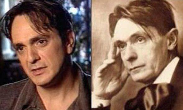 actor hank azaria resembles philosopher rudolf steiner These Pictures Show Putin Isnt The Only Immortal Famous Guy