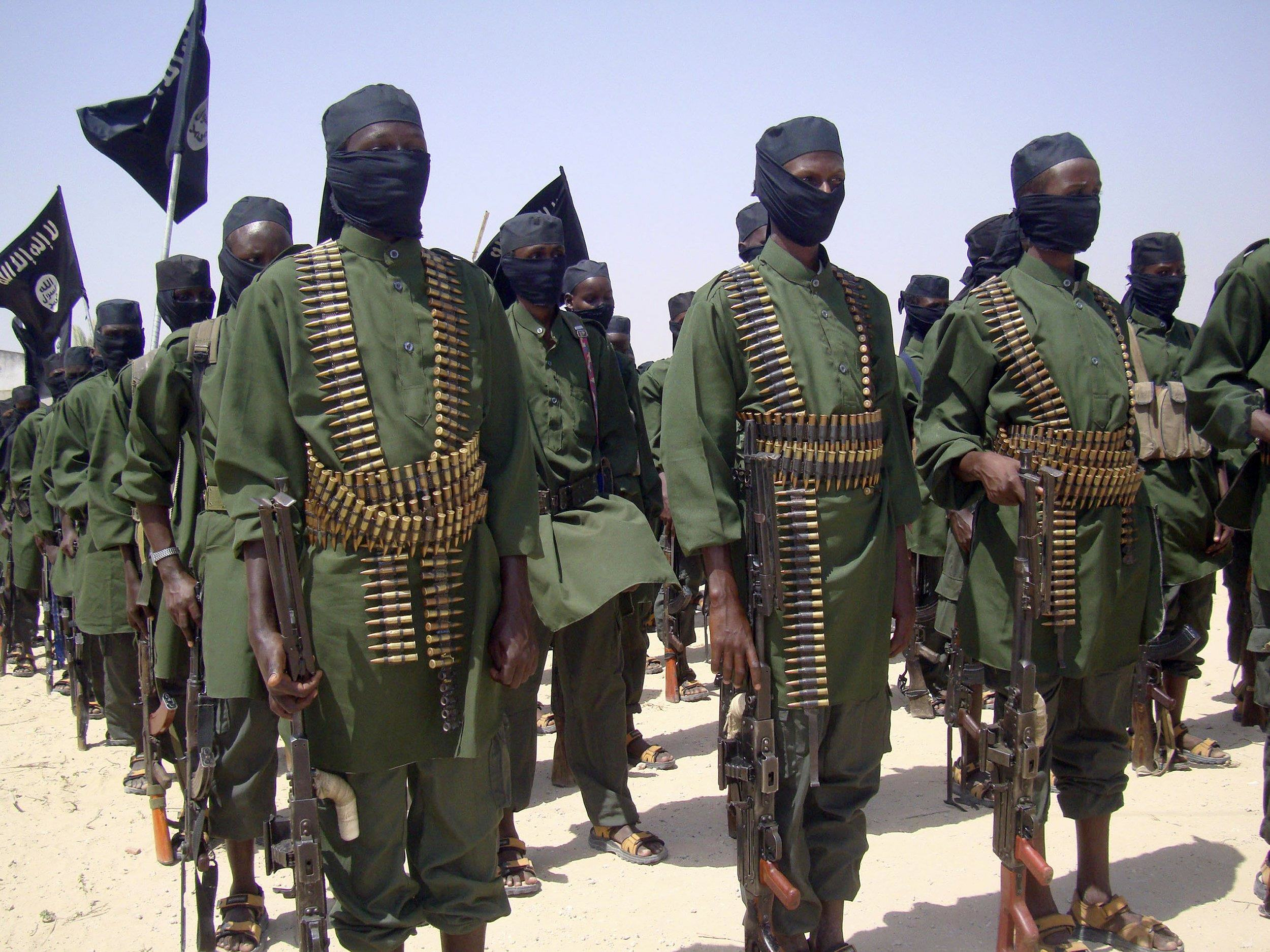 alshabab Kenyan Muslims Bravely Shield Christians During Islamist Bus Attack