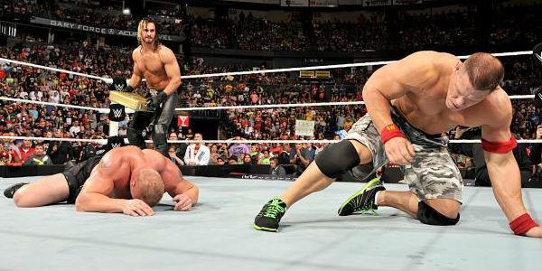best matches 1 The Eight Best Wrestling Matches Of 2015