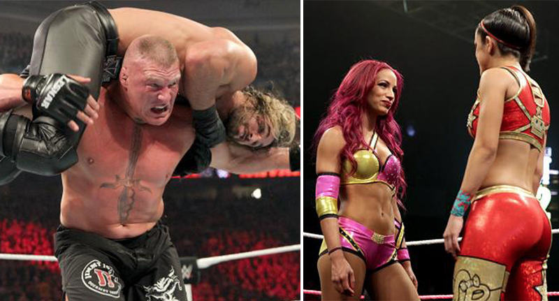 best matches FB The Eight Best Wrestling Matches Of 2015