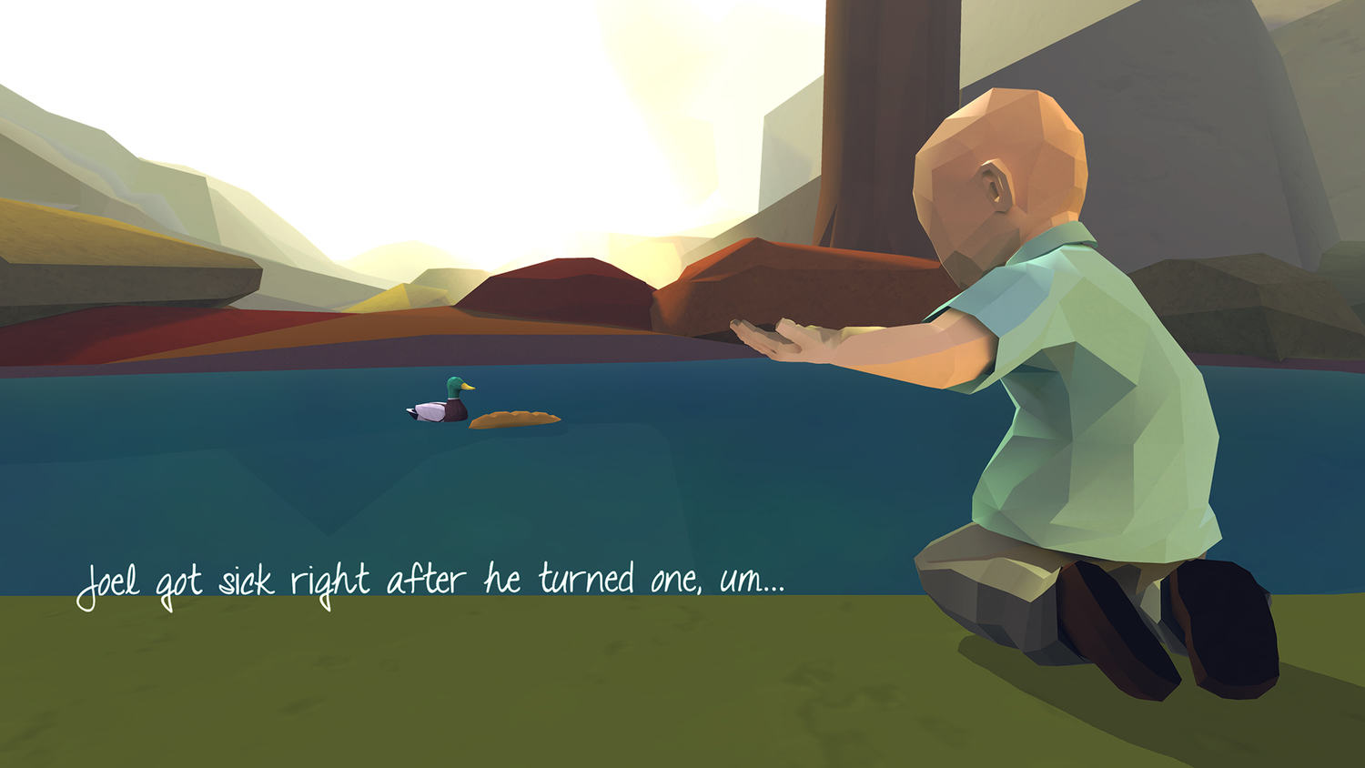Parents Make Heartbreaking Video Game About Their Childs Terminal Cancer bread water