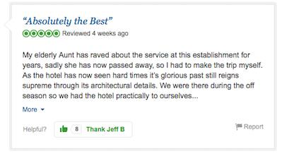 budapest7 A Fictional Hotel Is Being Reviewed On TripAdvisor