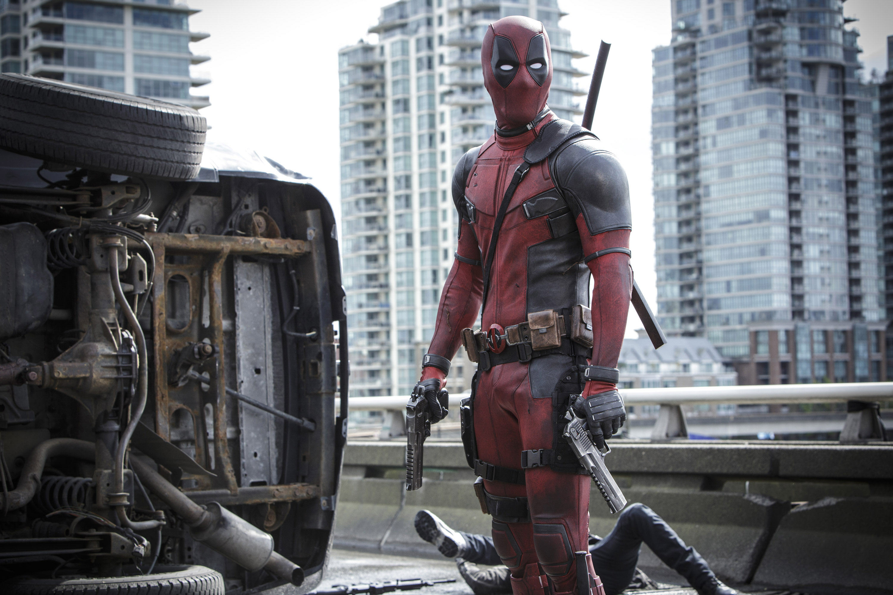 deadpool The New Deadpool Trailer Is Here, Its Epic