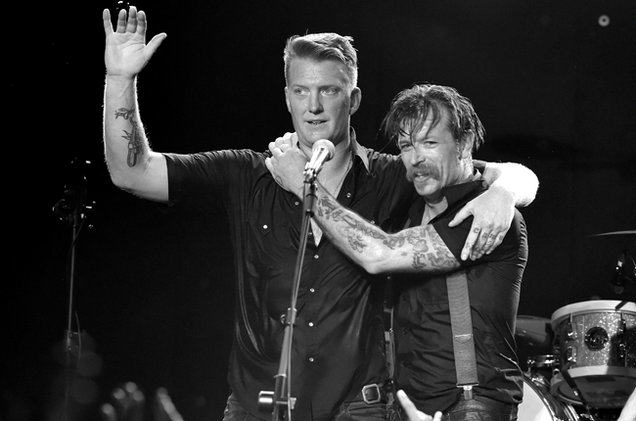 eagles of death metal Teragram Ballroom 2015 billboard 6501 Eagles Of Death Metal Will Return To Paris To Play With U2, Reports Say