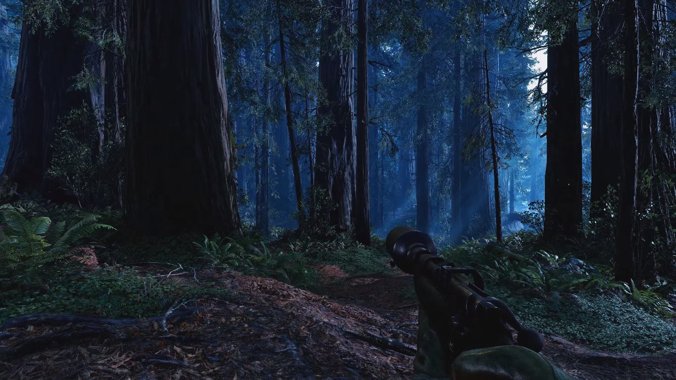 This Real Life Star Wars Battlefront Mod Looks Absolutely Stunning endor