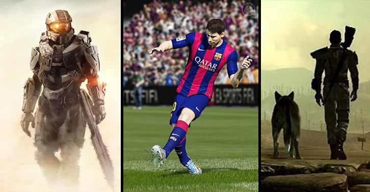 facebookfacebook Facebook Reveal The 10 Most Talked About Games Of 2015