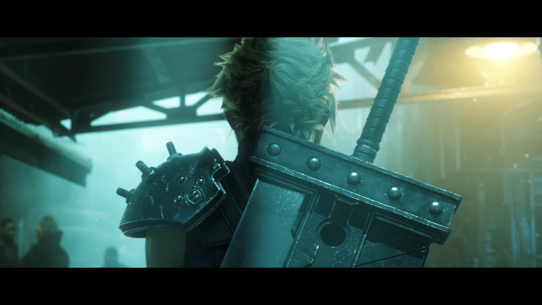 ff 7 remake 1 Newly Announced Final Fantasy 7 Remake Will Use Unreal Engine 4