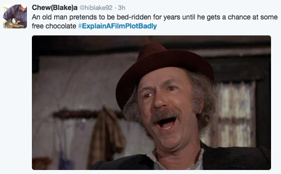 People Have Been Badly Explaining Film Plots Online And Its Hilarious film4