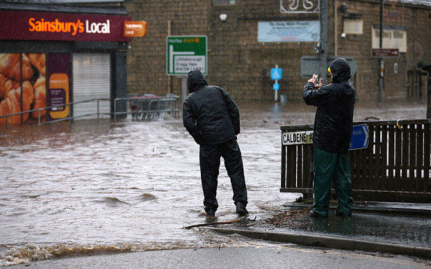 Floods Are Coming, Heres How To Protect Yourself From Them floods1