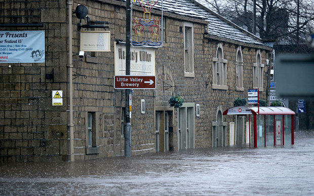 Floods Are Coming, Heres How To Protect Yourself From Them floods2